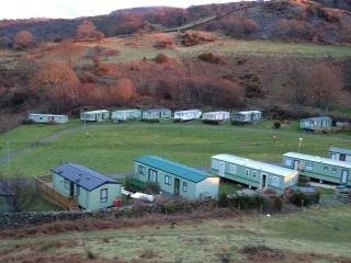 Static Caravan on  Bwlchgwyn Farm Eque, Fairbourne