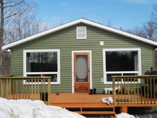 Thanet Lake Cottage Vacation Getaway Rental, Ormsby