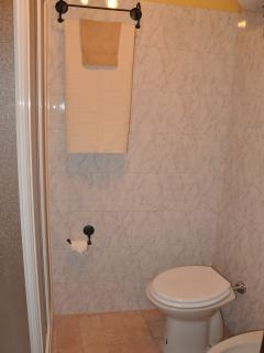 Newly renovated Shower-room / WC