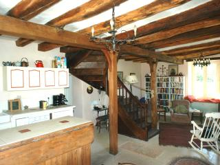 Mediaeval riverside home in southern Loire Valley, Angles sur l'Anglin