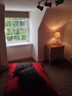 Upstairs study/play room/chill out space