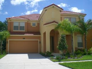 Spacious Bellair Villa includes a Terrace,Gameroom, Kissimmee