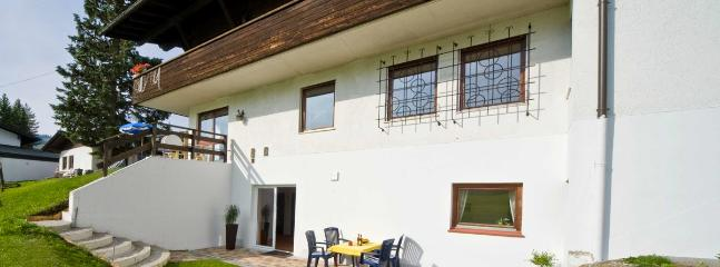 Haus Jonghof - App.1 private terrace