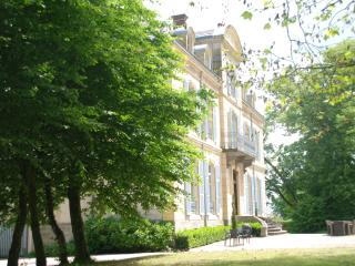 Chateau Les Bardons + Maison with private Pool, Roanne