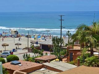 Encinitas Rental at Moonlight Beach - Stunning Whitewater Ocean View