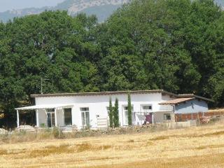 Santa Edvige country house with two flats, Sorano