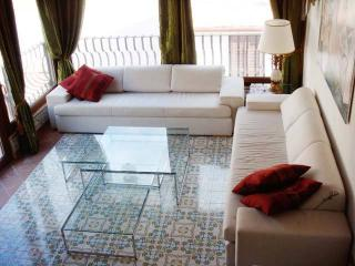 Luxury house Taormina city center, terrace, views