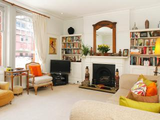 A fabulous four bedroom house in Central London