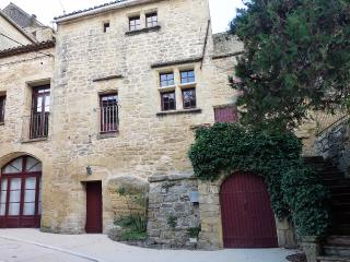 Amazing 16thC house+grotto+spa, Saint-Siffret