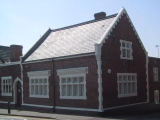 The Old Reading Rooms, Wrentham