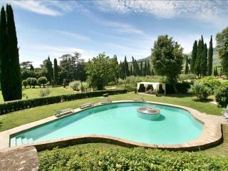 La Scuderia, Cortona, cottage in an large estate, Montalla