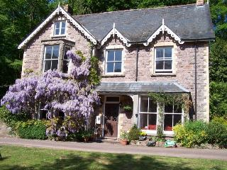 WYE VALLEY LODGE, Forest of Dean