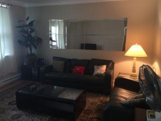 Clean and Furnished 3BR Home Near Metro, Montreal