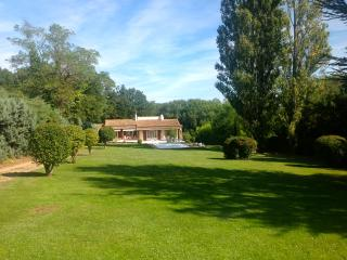 L'Arboretum - secluded Villa near Carcassonne