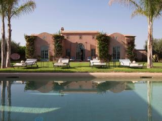 Villa of Paradise, Marrakech