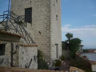 Dependence Torre - Medieval tower - Panoramic view, Castellonorato
