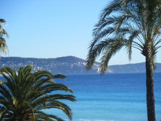 Beautiful apartment with sea view on Nice's Promenade des Anglais