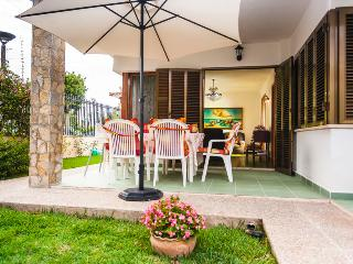 Typical Mallorcan house with private garden, Port d'Alcudia