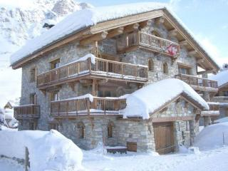 Apart. n°1AVALIN****& 85m²& 8/9 personnes luxe, Val d'Isere