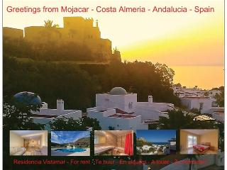 HOLIDAY APARTMENT with seeview, Mojacar