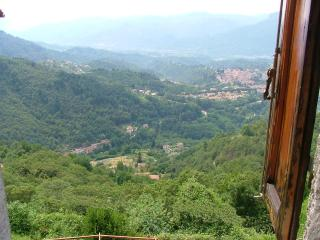 A House with a View Near Barga