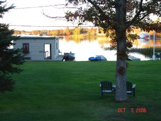 Muskoka Waterfront Self-catering Cottage In Ontari, Port Severn