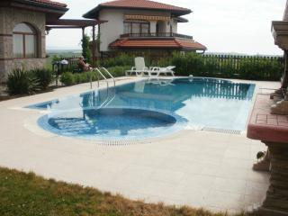 Villa with private pool, The Vineyards Spa resort, Aheloy