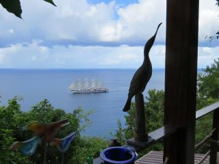 The Treehouse - a private rainforest adventure!, Marigot Bay