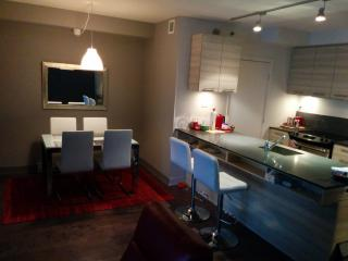 Stylishly furnished. Amazing location., Montreal