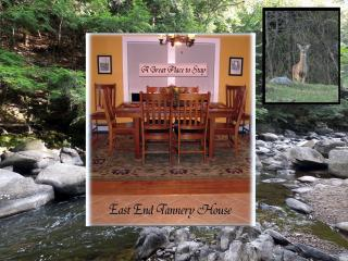 ADK Tannery House- NEW LIST, North Creek