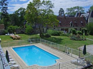 Razay - Stables; Carp Lake, Pool, Playground, Gym, Loches