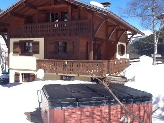 Chalet la Ravine - Great catered winter ski chalet, Les Gets