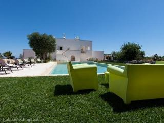 Peperoncino: Studio Apartment for Rent in Puglia, Monopoli