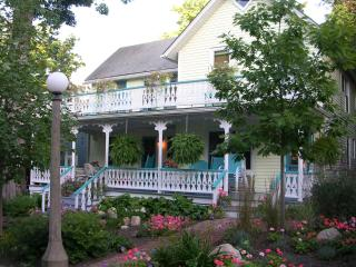 Chautauqua institution apartment rental