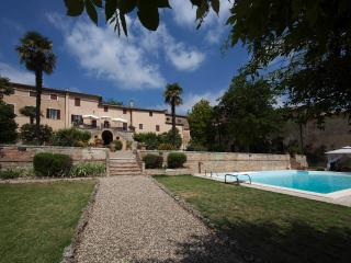 Charming, historic Tuscan villa ,private pool,WIFI, San Giovanni d'Asso