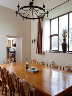 Wagtail Cottage Dining Room
