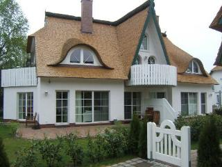 Vacation Apartment in Zingst - 753 sqft, house next to Baltic Sea, sauna (# 2624)