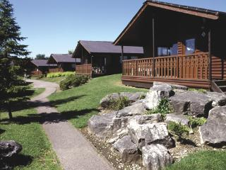 2 Bed Pine Lake Lodge, Carnforth