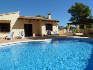 (MJ00057) Gorgeous 3 Bed Villa, Moraira