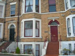 Large mid Victorian terraced property