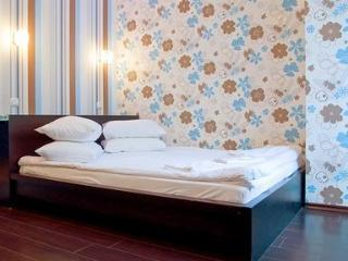 Modern new apartment in the very heart of Kiev city centre.