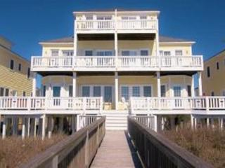 5BR/4BA OCEANFRONT HOME-BOOK AUG. 8-23 GET 20% OF, North Topsail Beach