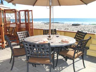 Beach Duplex on the Sand! PET FRIENDLY! Weekend OK! Sleeps 10 to 20, Dana Point