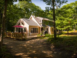 Private-In the Woods ,  New Additions, West Tisbury