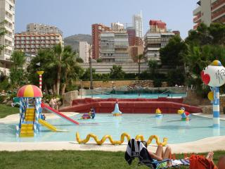 New, best location, some pools, Benidorm