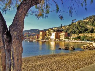 Luxury seafront apartment in Villefranche-sur-Mer with stunning views