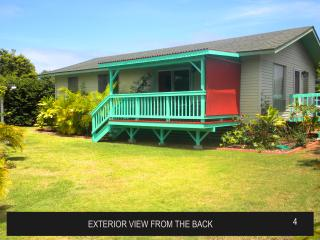 Marlin Vacation Rental House. Walk to Paia Town.