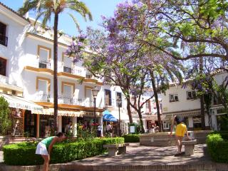 The Beautiful Old Town of Marbella