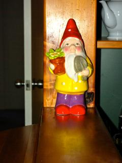 A home with no gnome is no home :-)