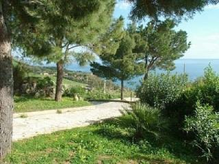 Wonderful Mediterranean villa opposite the sea, Scopello